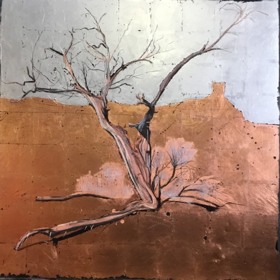 Gerald Tree, Ghost Ranch 1