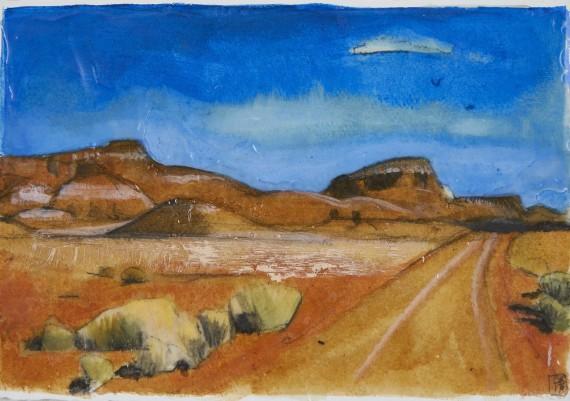 New Mexico Panorama Studies