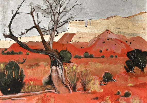 Gerald Tree, Ghost Ranch 2