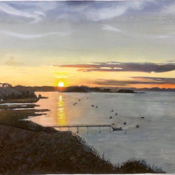 Pleasant Bay: